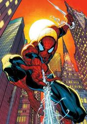 Картинка з мультика Людина Павук №14