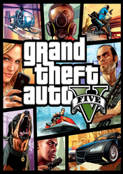 Картинка из игры GTA №1