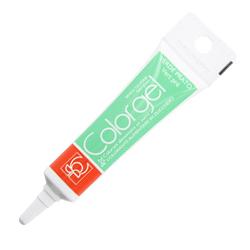 Краситель Modecor Color Gel зеленый (VERDE PRATO)