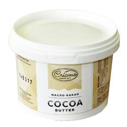 Какао масло натуральне Criamo 100 г