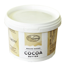 Какао масло натуральное 100 г