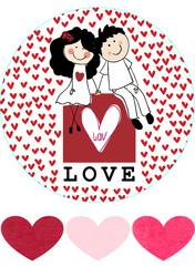 Картинка С Днём Святого Валентина №16