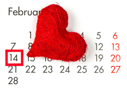 Картинка С Днём Святого Валентина №19