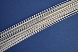 Проволка белая без обмотки № 22 100 г(98-100 шт)