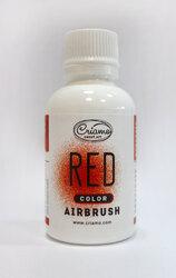 Краситель для аэрографа Criamo Airbush Красный / Red 60 г.