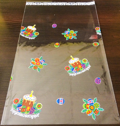Пакеты для пасхальных куличей 20 х 30 см,100 шт
