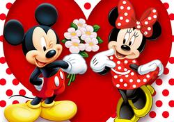 Картинка  из мультика Микки Маус №6