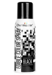 Спрей краситель Черный 42 г Chefmaster