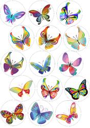 Картинка Бабочки № 5