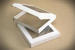 Коробка для пряників 200х200х30 мм