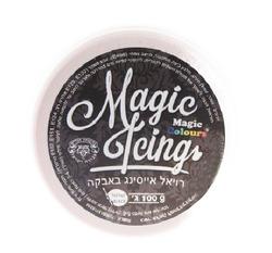 Айсинг черный ( Magic Icing - Black ) 100 г.