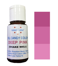 Барвник для шоколаду AmeriColor Pink (рожевий) 18,43 м