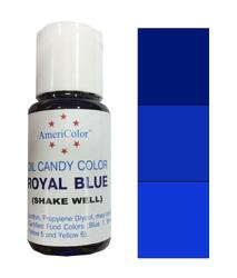 Барвник для шоколаду AmeriColor Blue (синій) 18,43 гр.