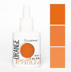 Краситель гелевый Criamo Оранжевый 25г.