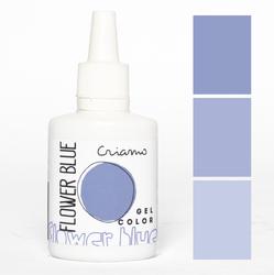 Барвник гелевий Criamo Блакитний квітковий / Flower Blue 25г.