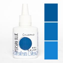 Краситель гелевый Criamo Персидский синий / Persian Blue 25г.