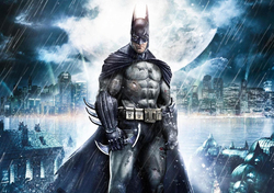 Картинка з мультика Бетмен №1