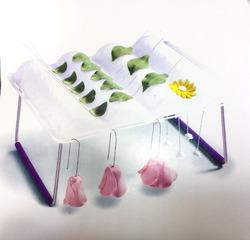 Столик для сушки цукрових квітів №2