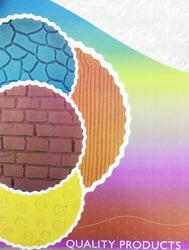 Набор пластиковых текстур Кирпич, Булыжник, Камень, Дерево
