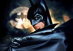 Картинка з мультика Бетмен №3