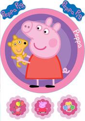 Картинка из мультика Свинка Пеппа №5
