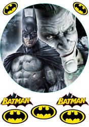 Картинка з мультика Бетмен №2