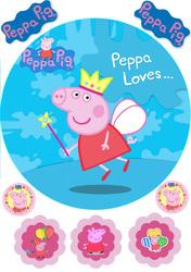 Картинка из мультика Свинка Пеппа №6