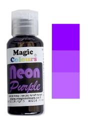 Неоновий універсальний барвник Magic Colours NEON (Меджік Колорс НЕОН) 32 гр - неоновий Фіолетовий (NEON Purple)