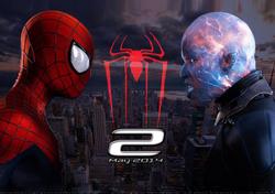 Картинка из мультика Человек паук №17
