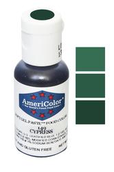 Краситель гелевый Америколор Кипарисовый (Cypress) 21г.