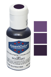 Краситель гелевый Америколор Баклажан (Eggplant) 21г.