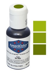 Краситель гелевый Америколор Лесной мох (Moss) 21г.