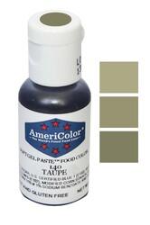 Краситель гелевый Америколор Темно-серый (Taupe) 21г.