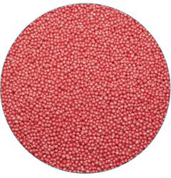 Нонпарель перламутровое розовое d-1мм 100г