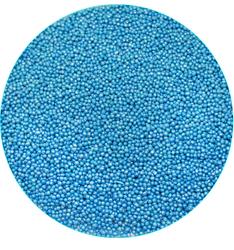 Нонпарель перламутровое синее d-1мм 100г