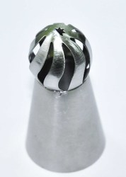 Насадка металлическая Воланы №9122