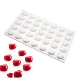 Форма для выпечки евродесертов - конфет Сердечки