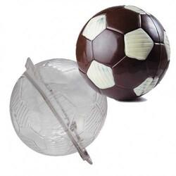 Поликарбонатная форма для шоколада Мячик