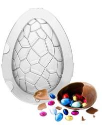 Полікарбонатна форма для шоколаду Яйце