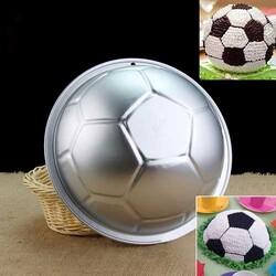 Форма металлическая Мячик футбольный (М)