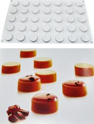 Форма для выпечки евродесертов - конфет Круги