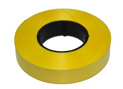 Декоративна стрічка 2 * 50 Жовта Dolce