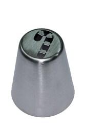 Насадка кондитерська металева Американський Льодяник