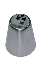 Насадка кондитерская металлическая Американский Леденец
