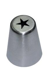 Насадка кондитерська металева Зірка