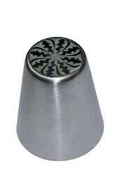 Насадка кондитерская металлическая Снежинка №2