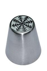 Насадка кондитерская металлическая Снежинка №5
