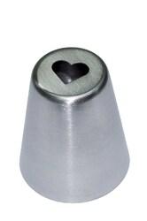 Насадка кондитерская металлическая Сердце
