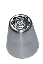 Насадка кондитерская металлическая Роза №1