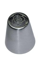 Насадка кондитерская металлическая Роза №3